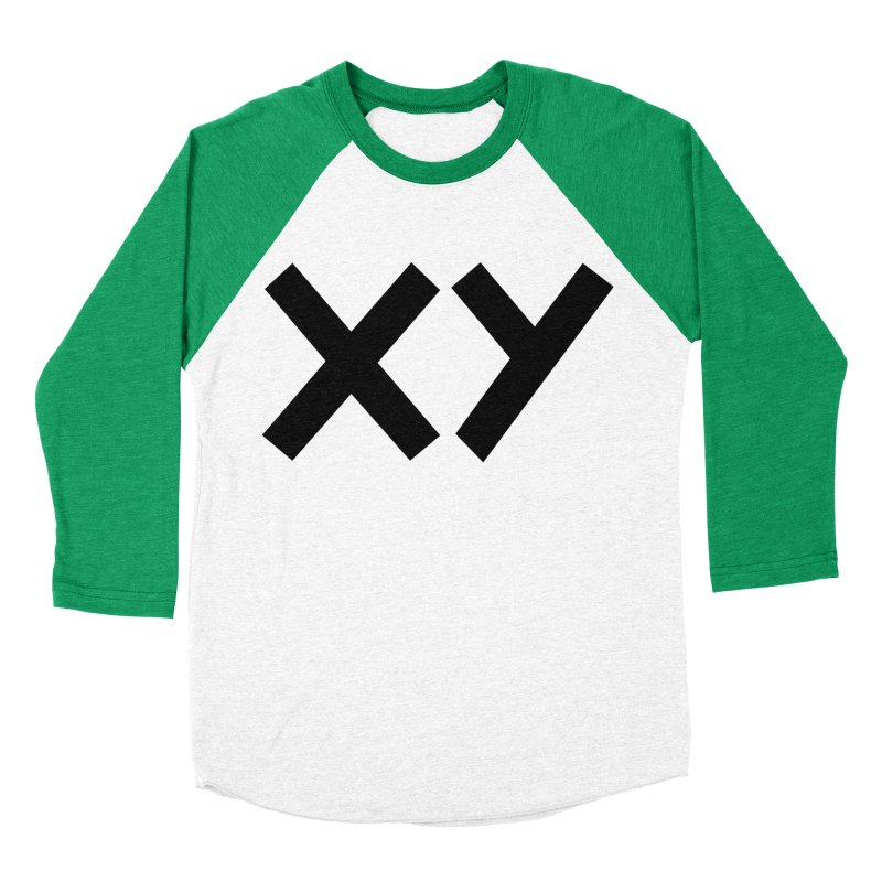 XY Classics Men's Baseball Triblend Longsleeve T-Shirt by XY The Brand