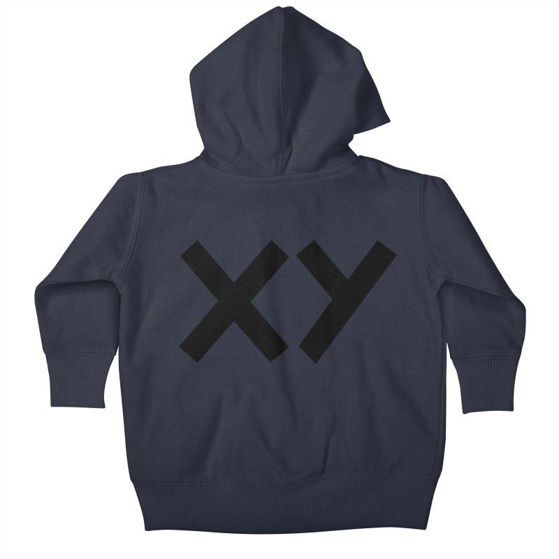 XY Classics Kids Baby Zip-Up Hoody by XY The Brand