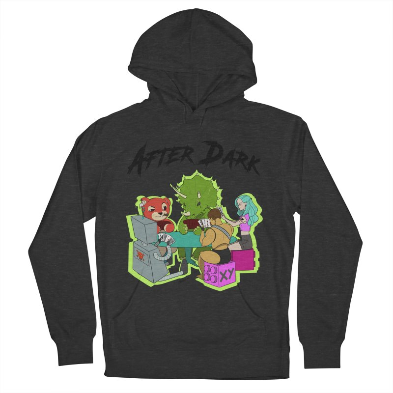 After Dark by XY Women's French Terry Pullover Hoody by XY The Brand
