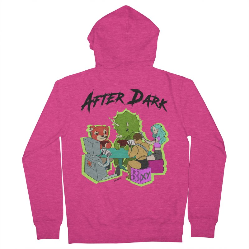After Dark by XY Women's French Terry Zip-Up Hoody by XY The Brand