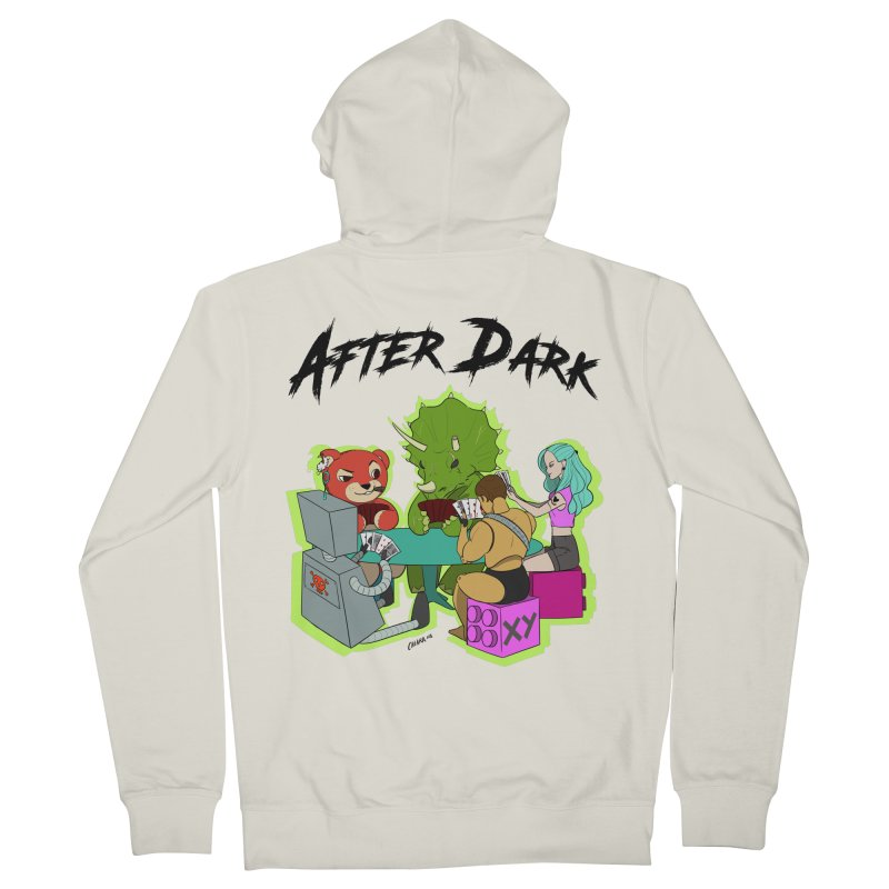 After Dark by XY Men's French Terry Zip-Up Hoody by XY The Brand