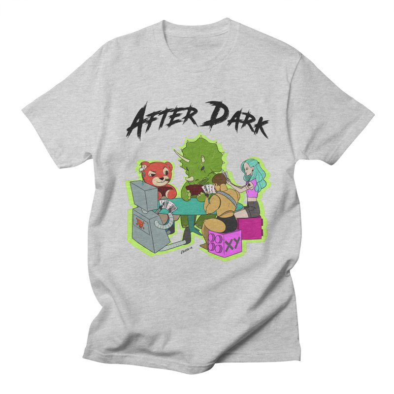 After Dark by XY Men's Regular T-Shirt by XY The Brand