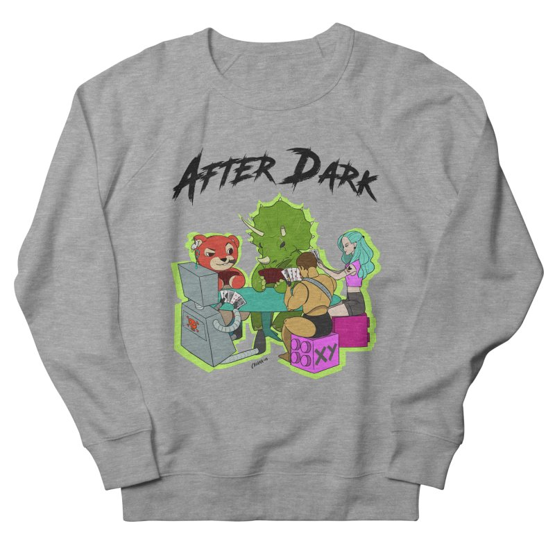 After Dark by XY Women's French Terry Sweatshirt by XY The Brand