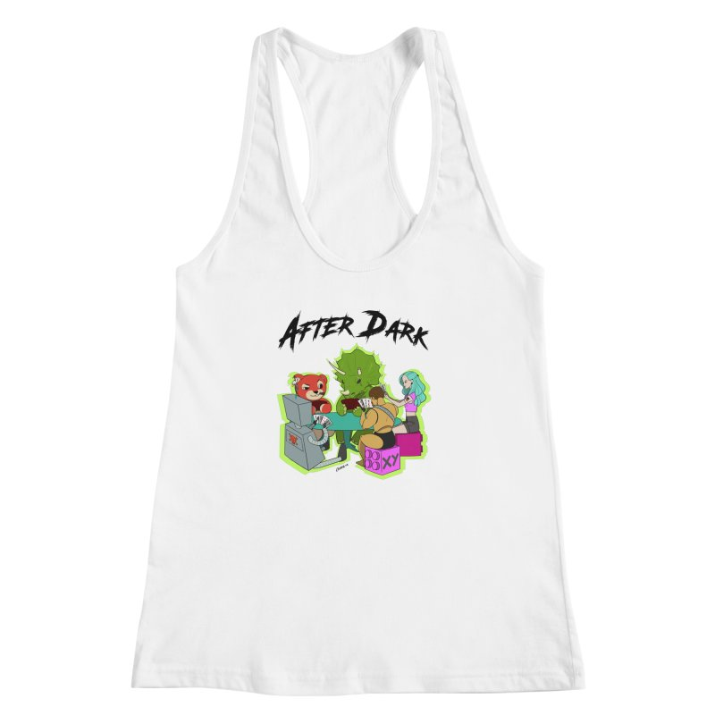After Dark by XY Women's Racerback Tank by XY The Brand