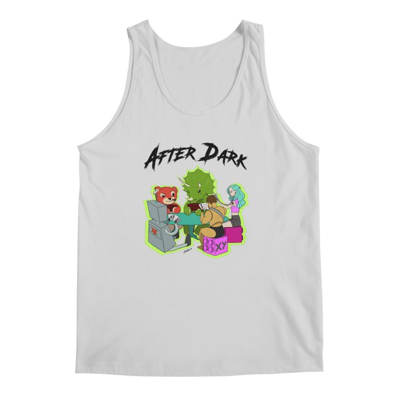 After Dark by XY Men's Regular Tank by XY The Brand