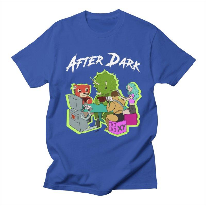 After Dark Men's Regular T-Shirt by XY The Brand