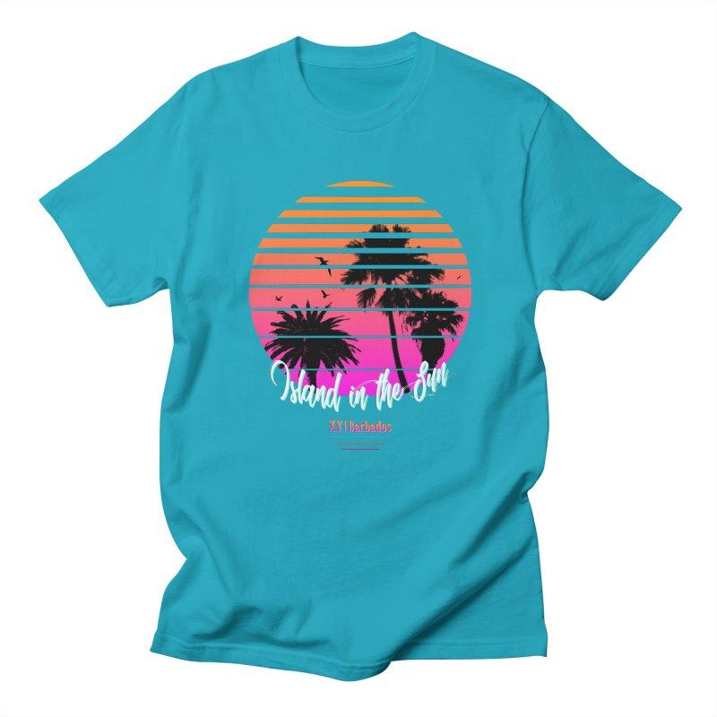 Tropics Women's Regular Unisex T-Shirt by XY The Brand