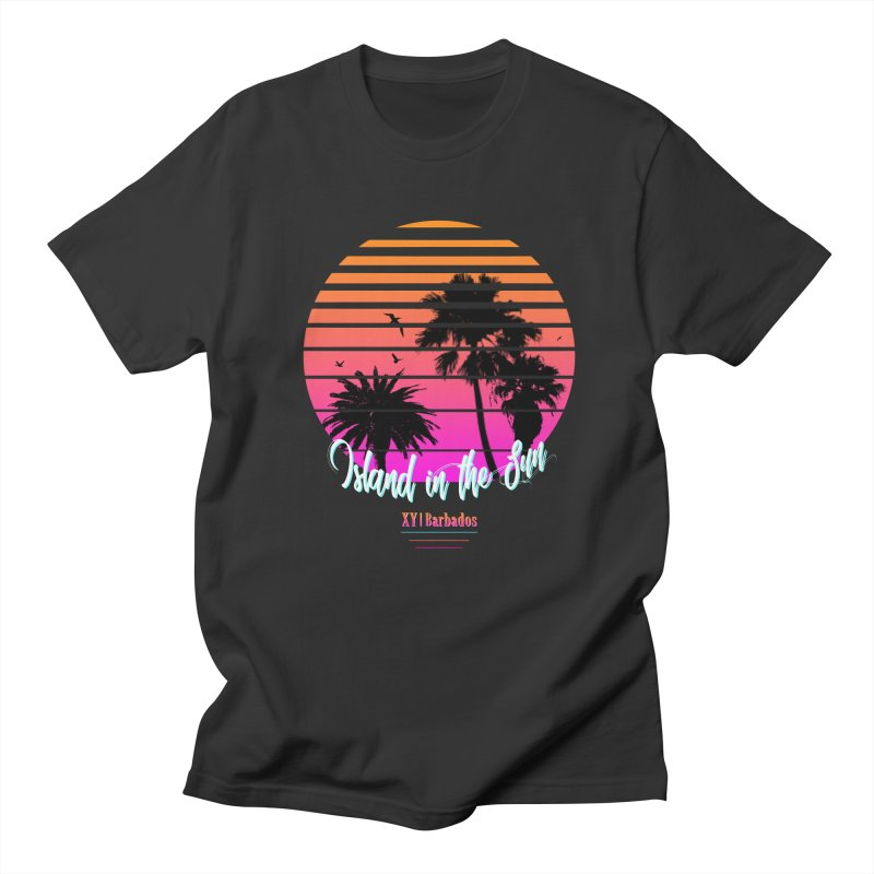 Tropics Women's Regular Unisex T-Shirt by XY The Brand