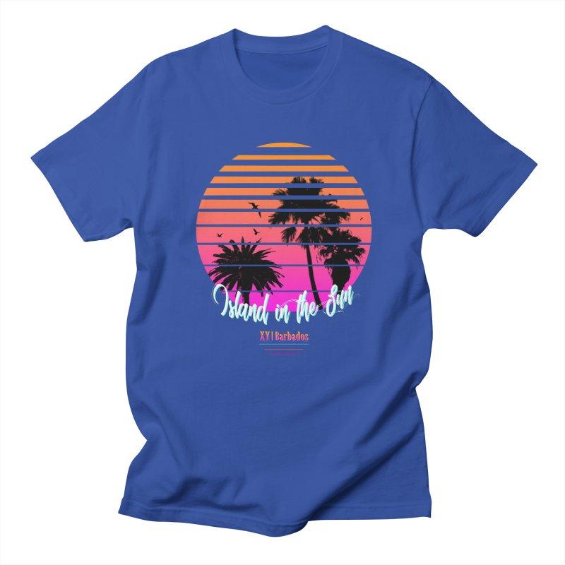Tropics Men's Regular T-Shirt by XY The Brand