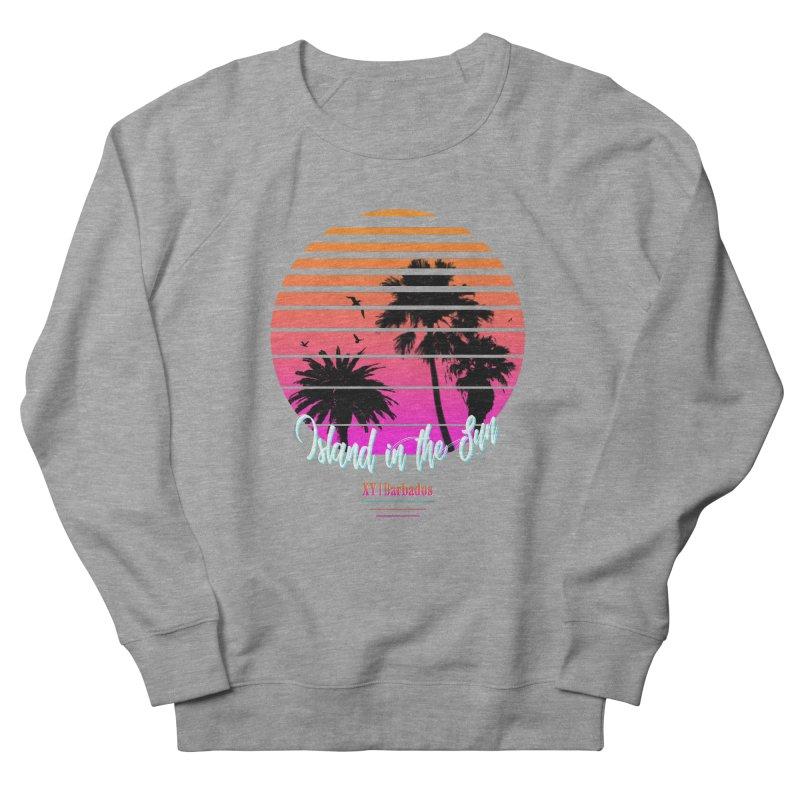 Tropics Women's French Terry Sweatshirt by XY The Brand