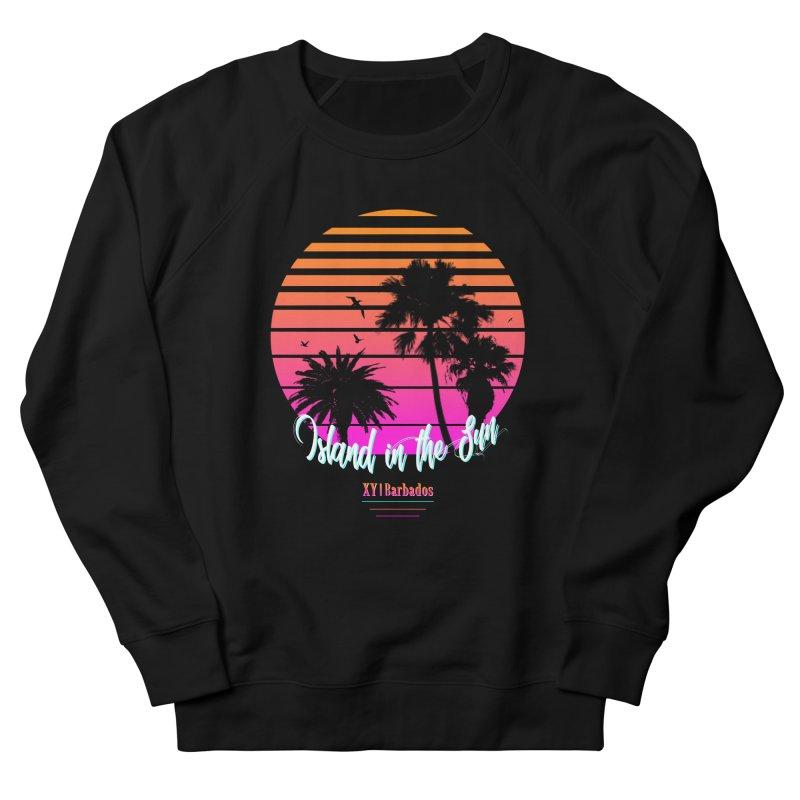 Tropics Men's French Terry Sweatshirt by XY The Brand