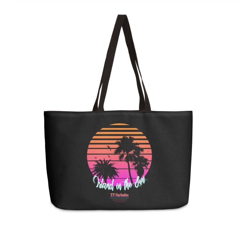 Tropics Accessories Bag by XY The Brand