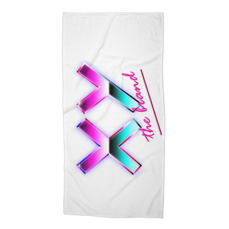 XY Vice Accessories Beach Towel by XY The Brand