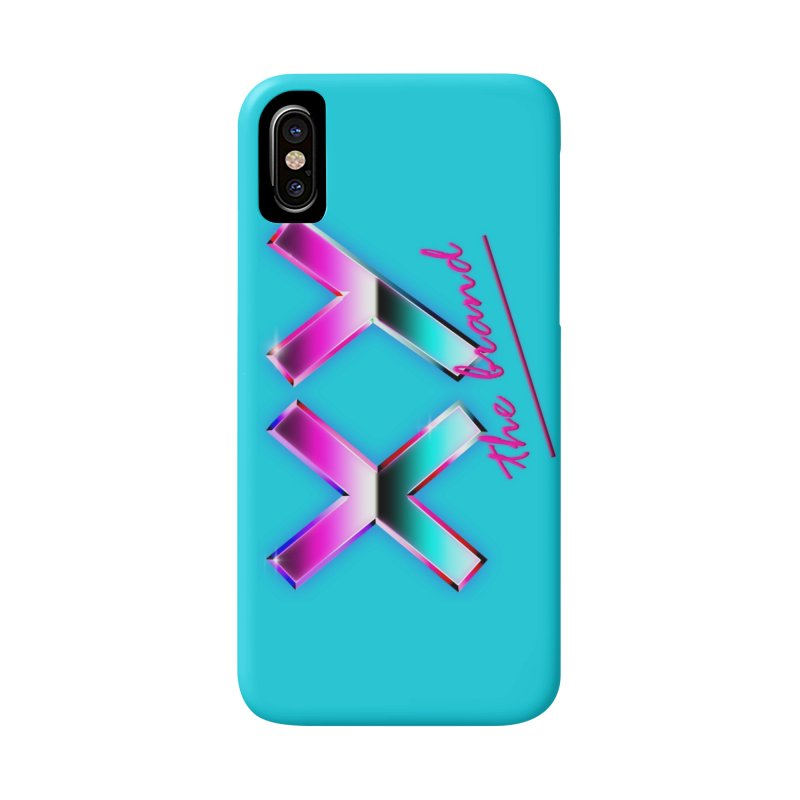 XY Vice Accessories Phone Case by XY The Brand