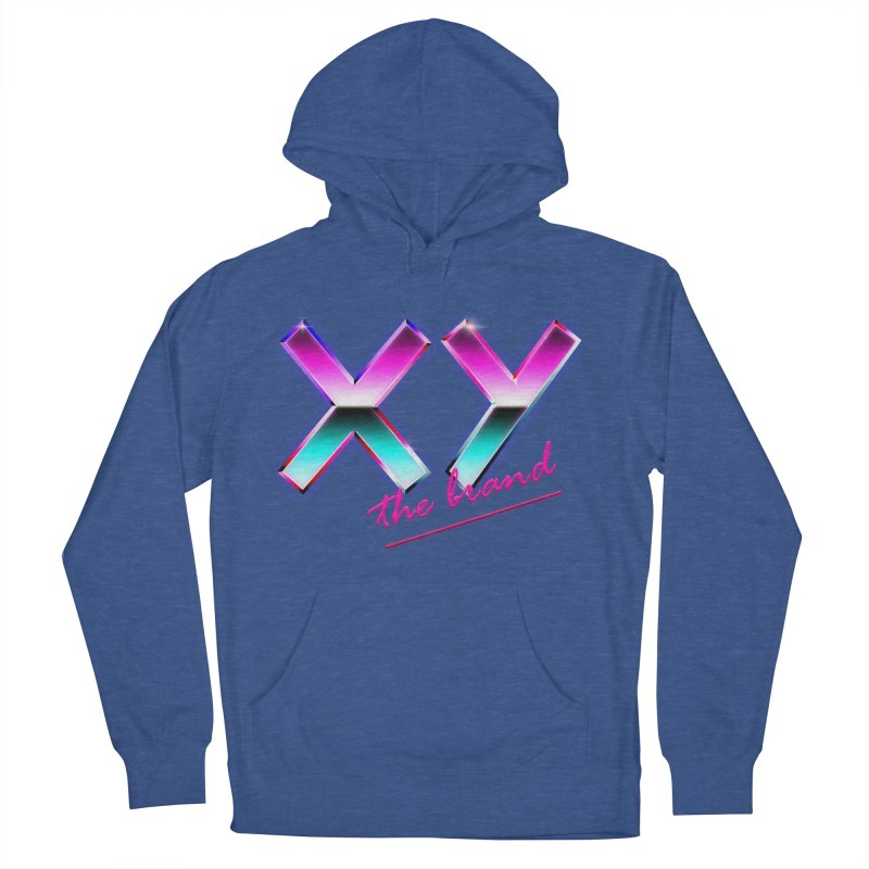 XY Vice Women's French Terry Pullover Hoody by XY The Brand