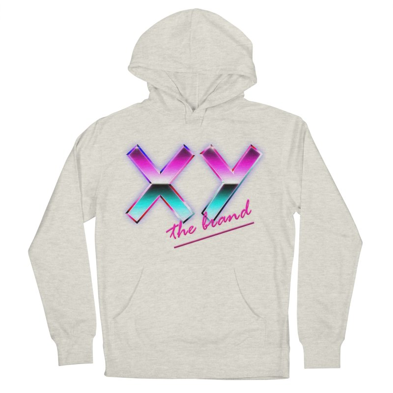 XY Vice Men's French Terry Pullover Hoody by XY The Brand