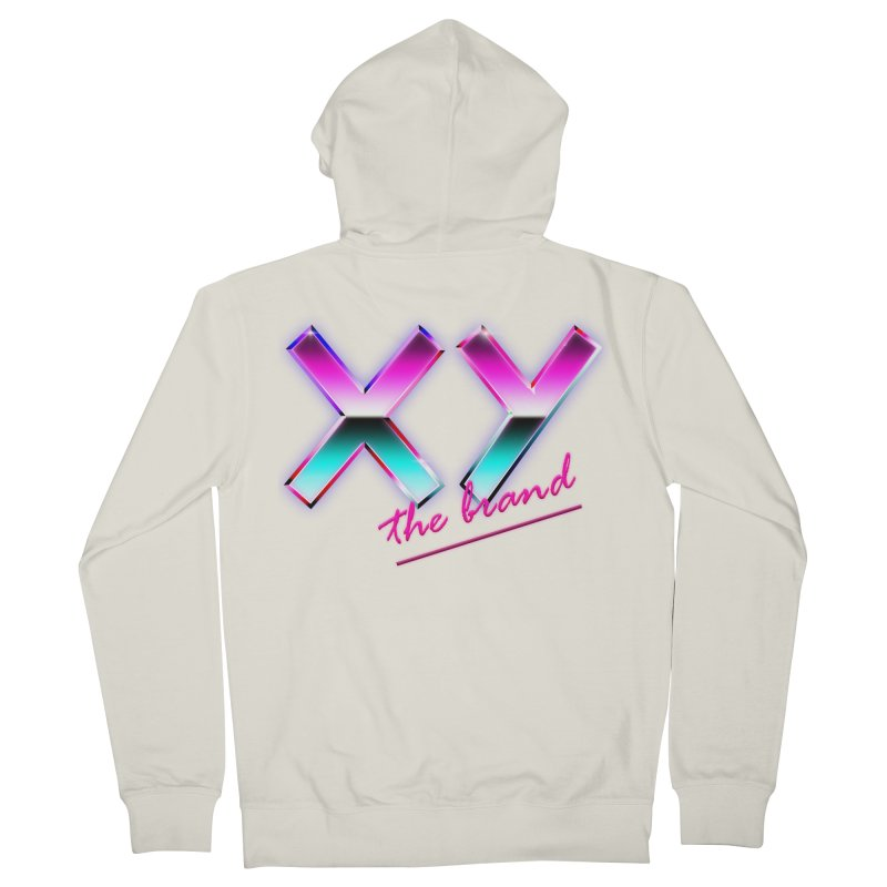 XY Vice Men's French Terry Zip-Up Hoody by XY The Brand