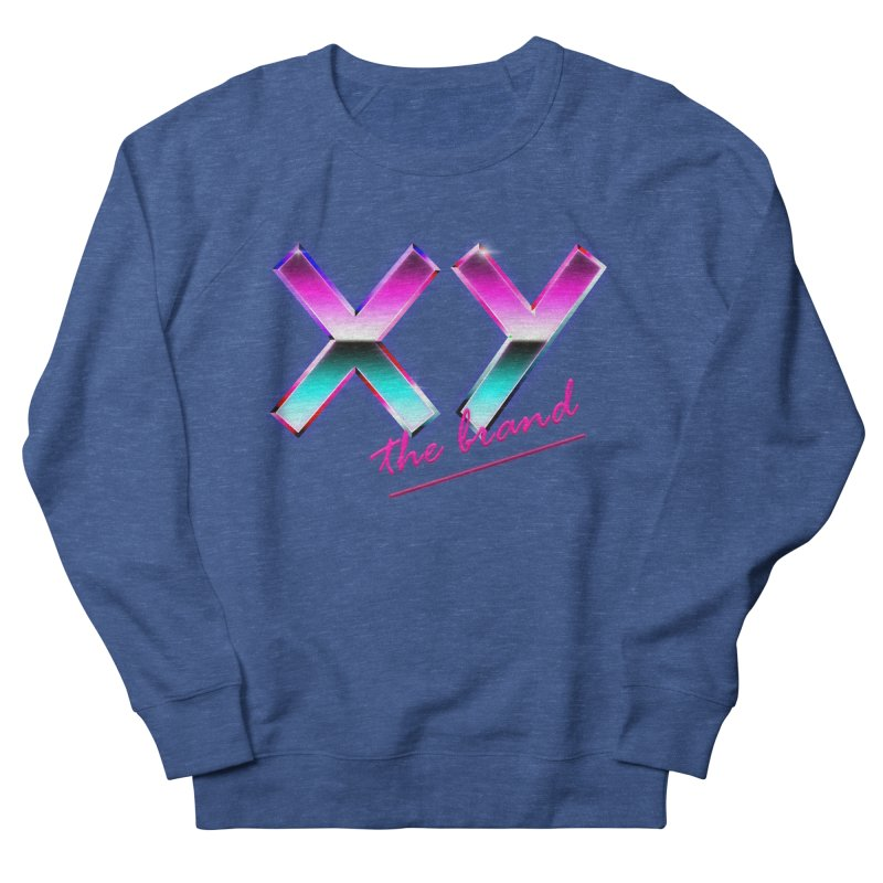 XY Vice Women's French Terry Sweatshirt by XY The Brand