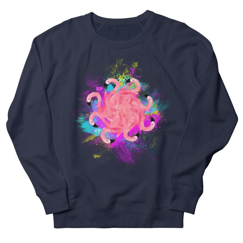 Flamingoscope Women's French Terry Sweatshirt by XY The Brand