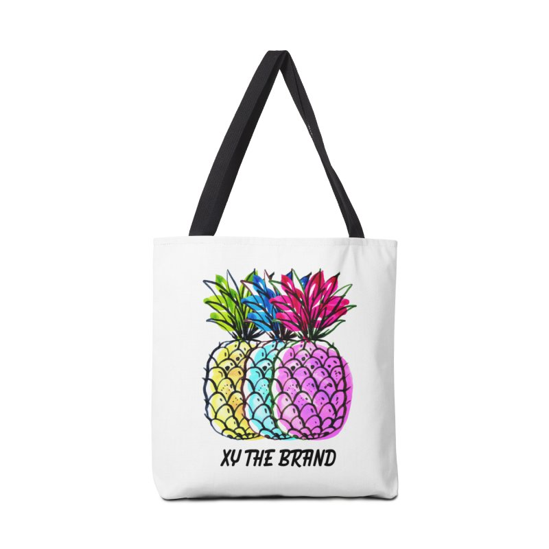 Pineapples Accessories Bag by XY The Brand