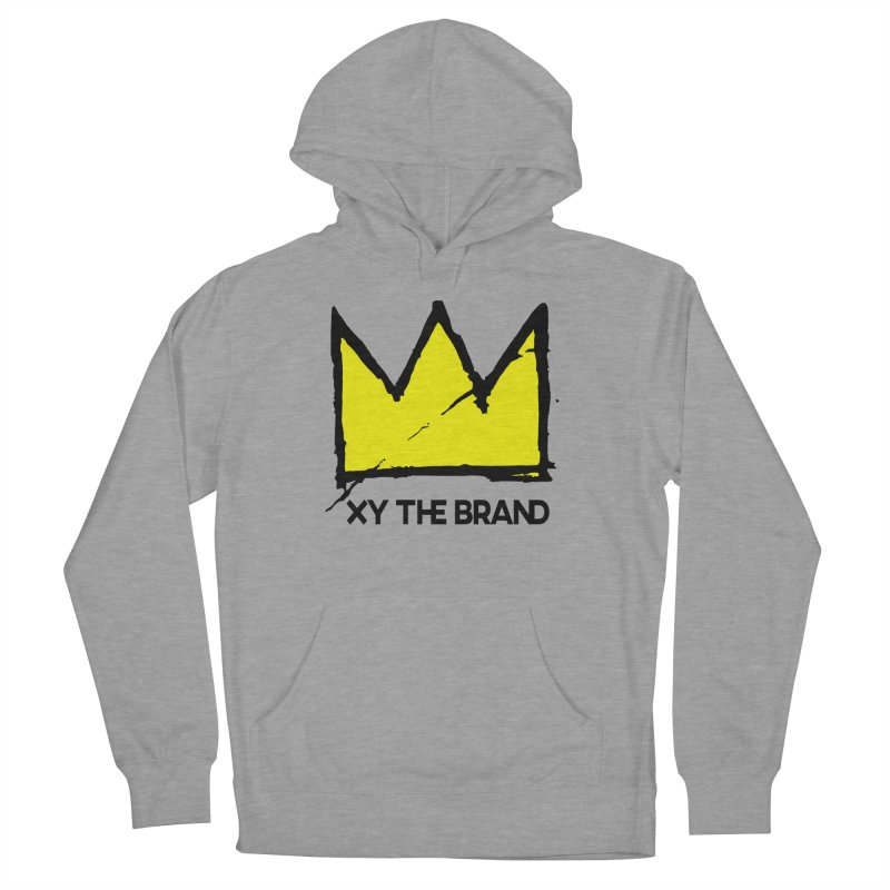 XY Basquiat Women's French Terry Pullover Hoody by XY The Brand