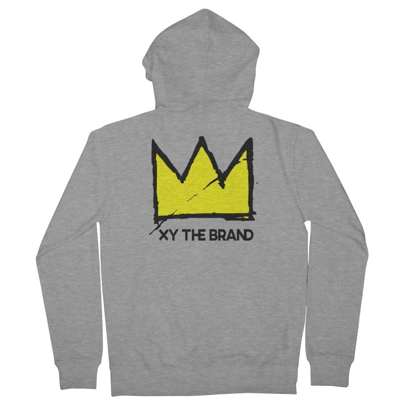 XY Basquiat Women's French Terry Zip-Up Hoody by XY The Brand