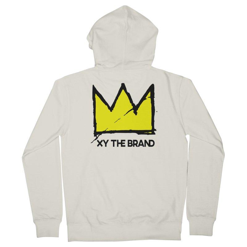 XY Basquiat Women's French Terry Zip-Up Hoody by XY The Brand