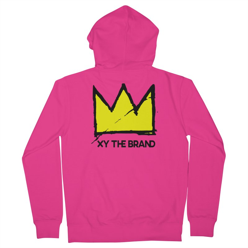 XY Basquiat Men's French Terry Zip-Up Hoody by XY The Brand