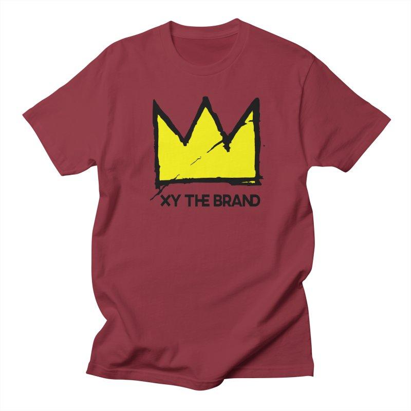 XY Basquiat Women's Regular Unisex T-Shirt by XY The Brand