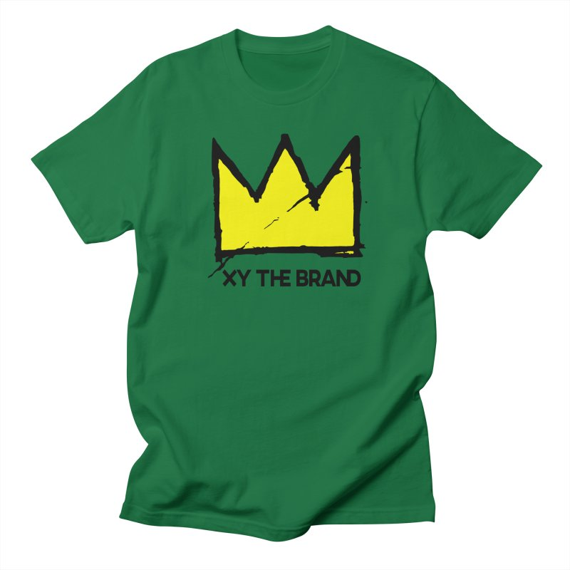 XY Basquiat Women's Regular Unisex T-Shirt by XY The Brand