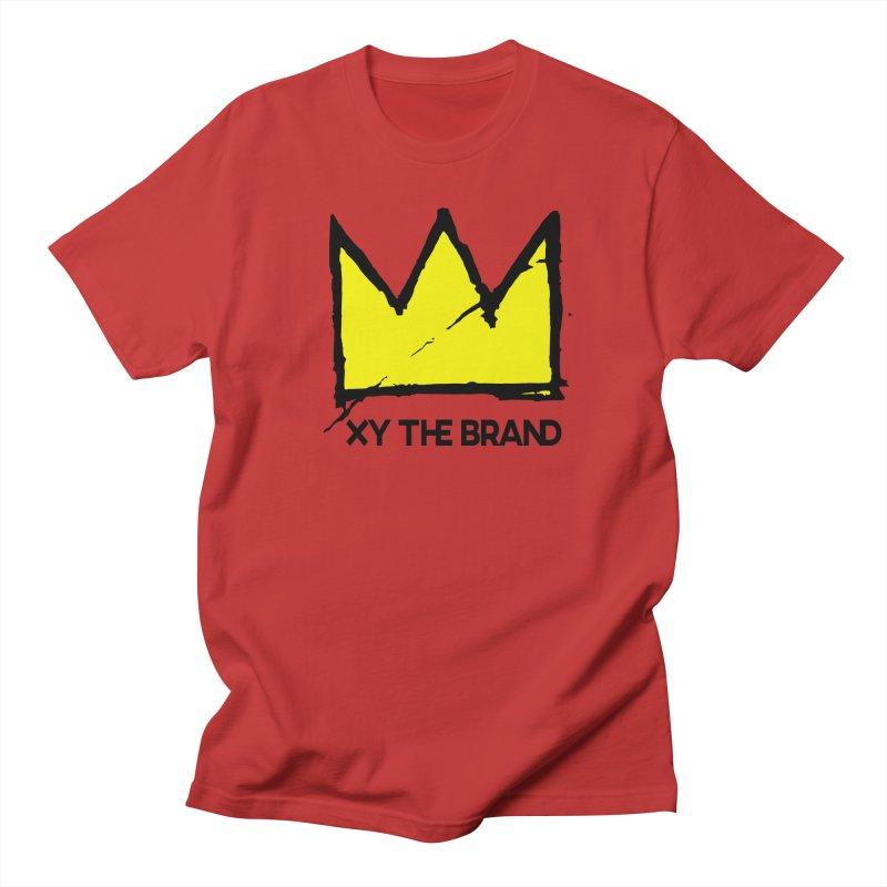 XY Basquiat Men's Regular T-Shirt by XY The Brand