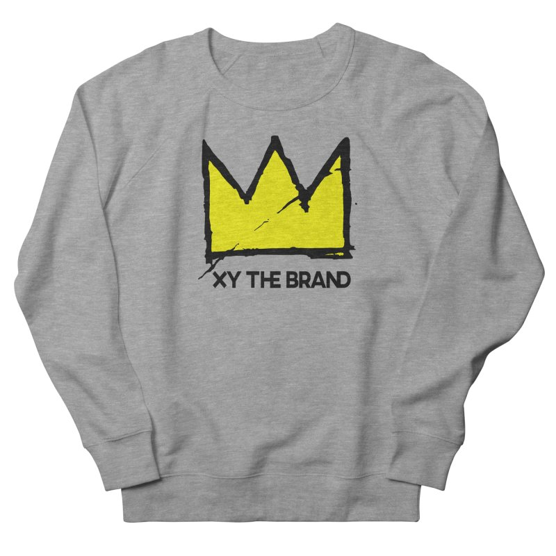XY Basquiat Men's French Terry Sweatshirt by XY The Brand