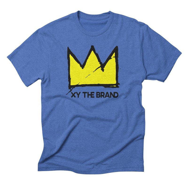 XY Basquiat Men's Triblend T-Shirt by XY The Brand