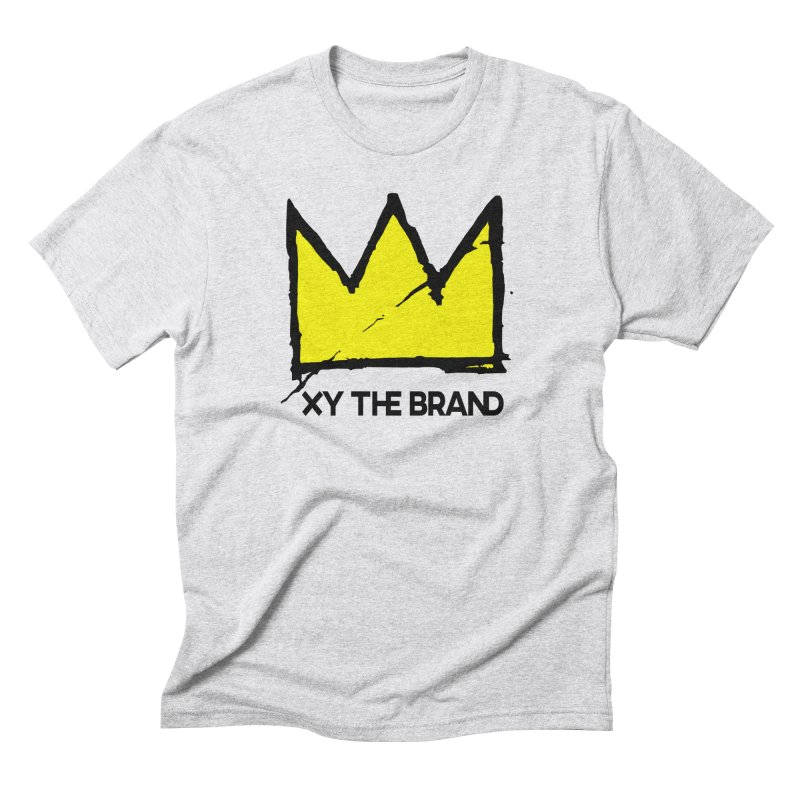 XY Basquiat Men's Triblend T-Shirt by XY The Brand