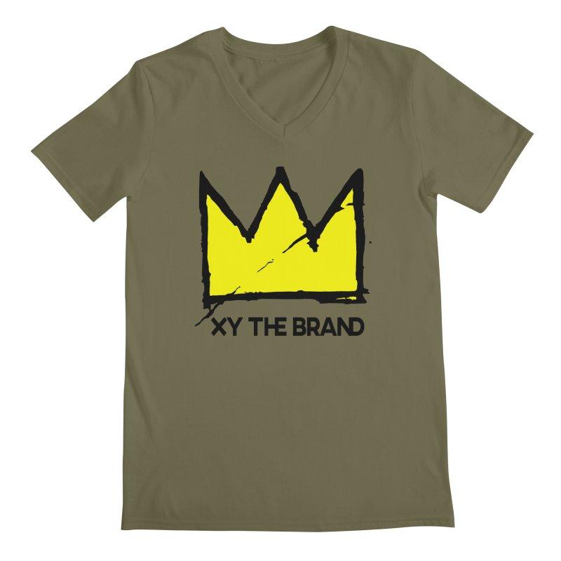 XY Basquiat Men's Regular V-Neck by XY The Brand