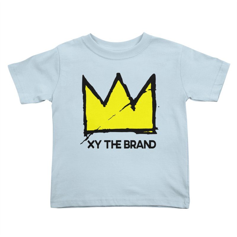 XY Basquiat Kids Toddler T-Shirt by XY The Brand