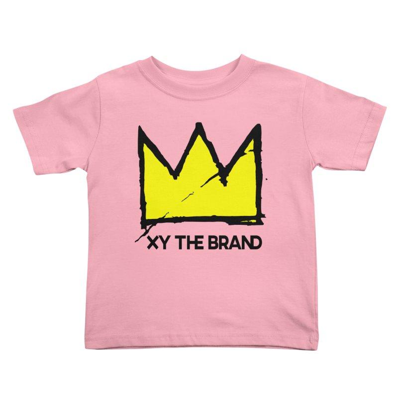 XY Basquiat Kids Toddler T-Shirt by XY The Brand