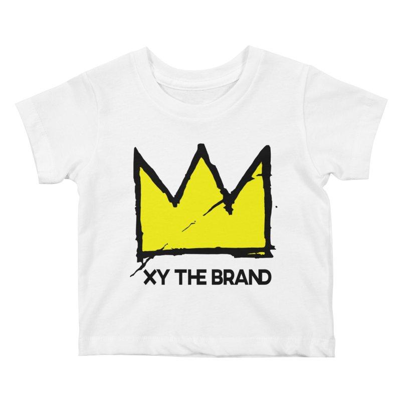 XY Basquiat Kids Baby T-Shirt by XY The Brand