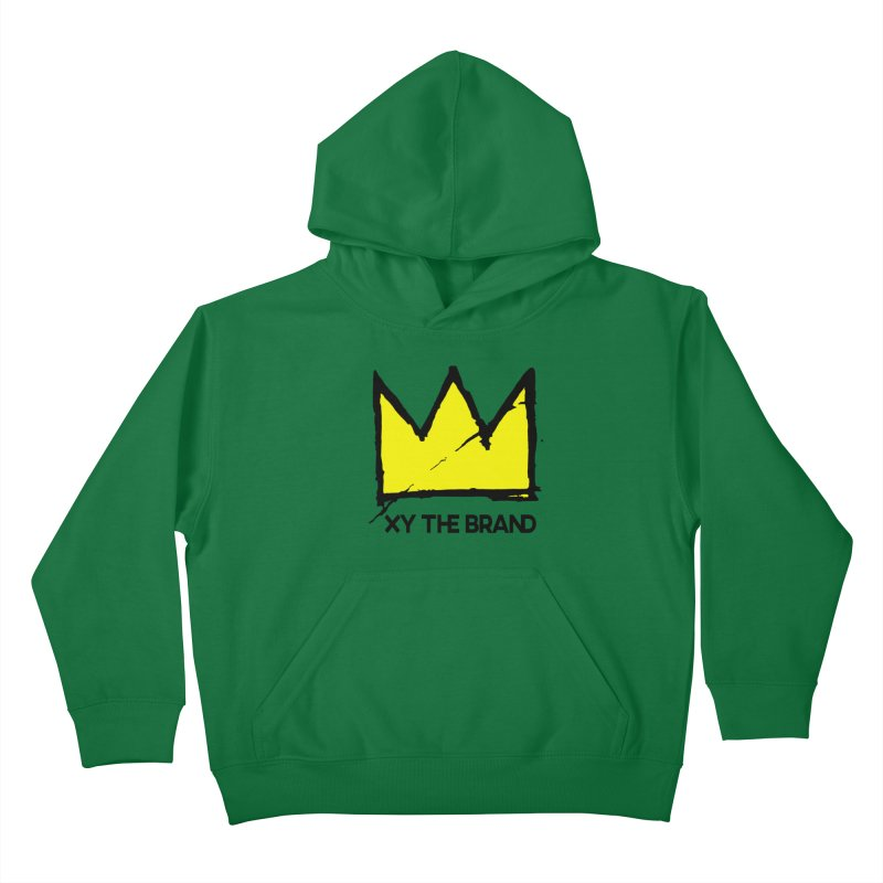 XY Basquiat Kids Pullover Hoody by XY The Brand