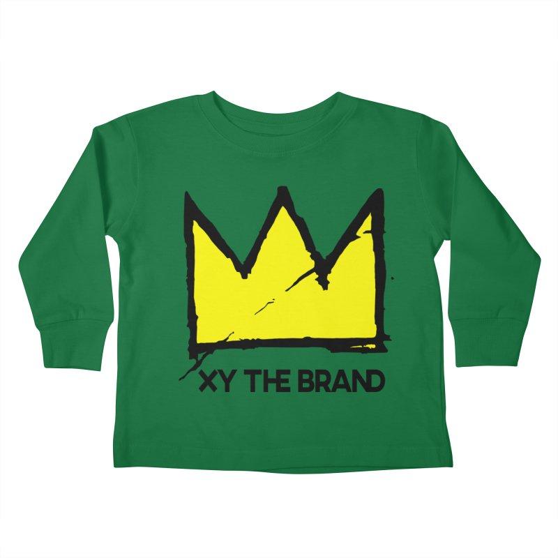 XY Basquiat Kids Toddler Longsleeve T-Shirt by XY The Brand
