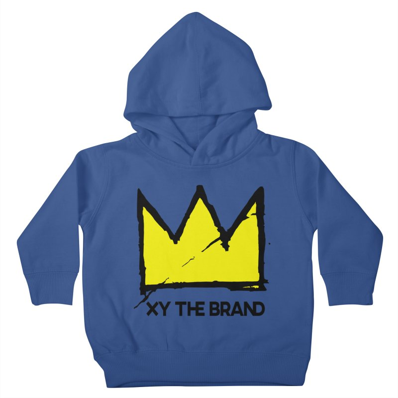 XY Basquiat Kids Toddler Pullover Hoody by XY The Brand