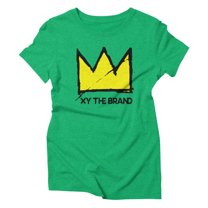XY Basquiat Women's Triblend T-Shirt by XY The Brand