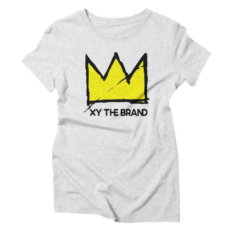 XY Basquiat Women's Triblend T-Shirt by XY The Brand