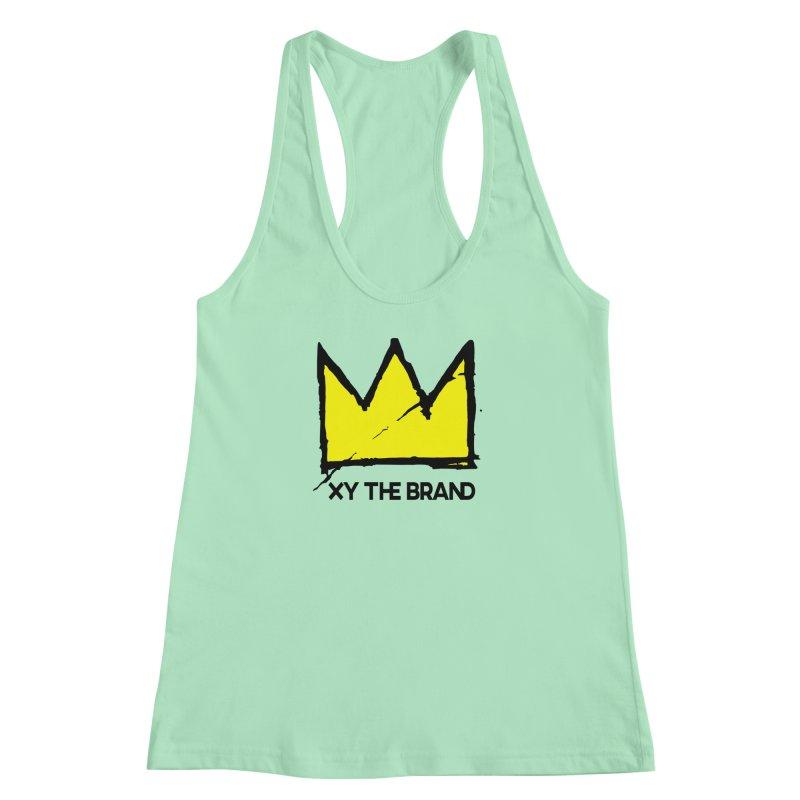 XY Basquiat Women's Racerback Tank by XY The Brand