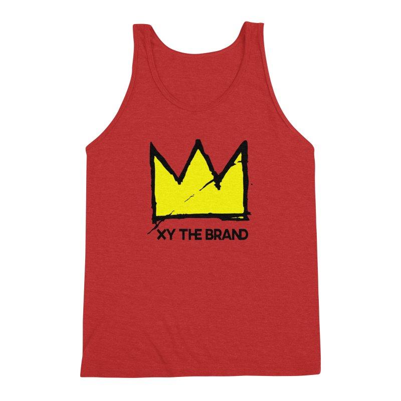 XY Basquiat Men's Triblend Tank by XY The Brand