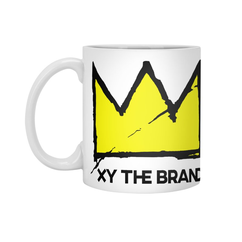 XY Basquiat Accessories Standard Mug by XY The Brand