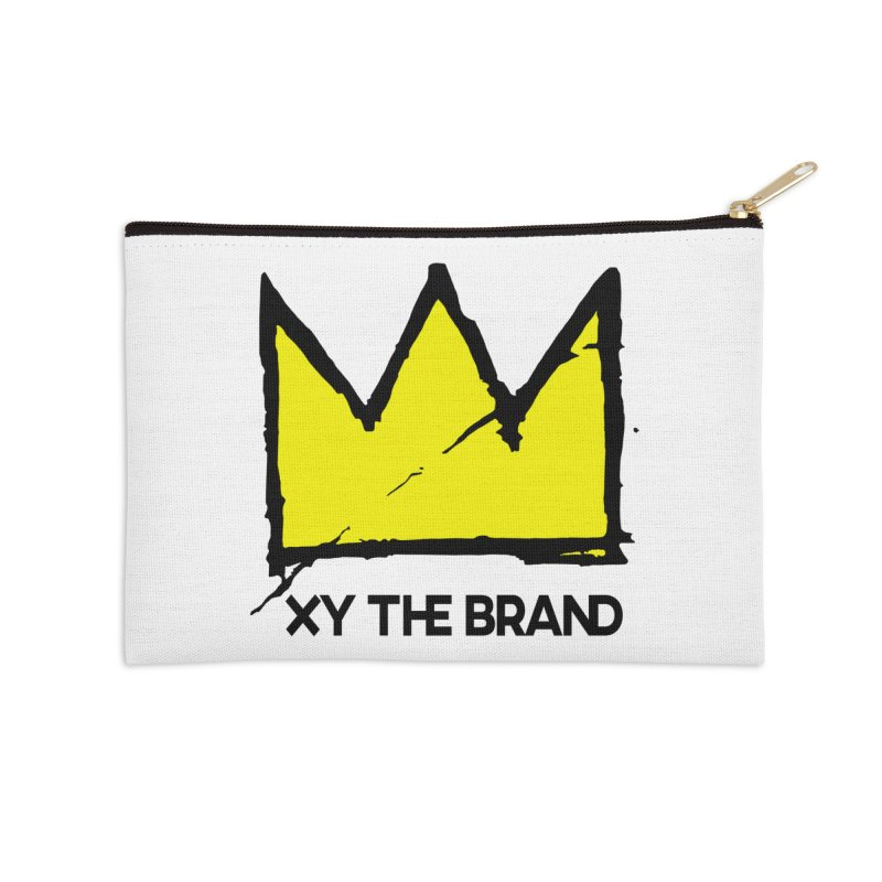 XY Basquiat Accessories Zip Pouch by XY The Brand