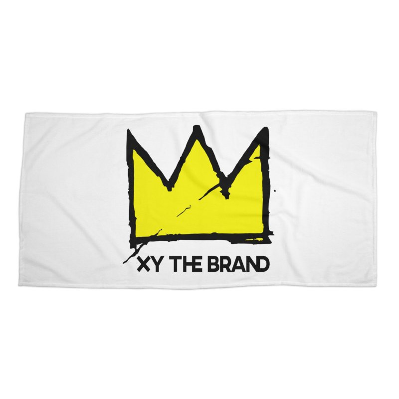 XY Basquiat Accessories Beach Towel by XY The Brand