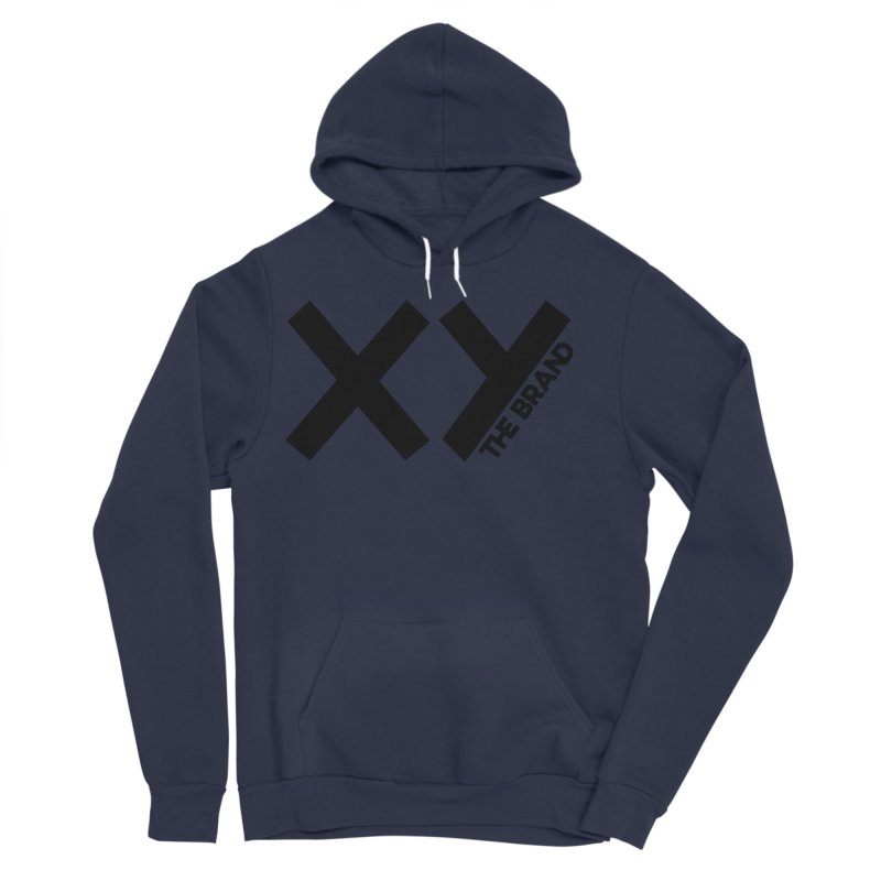 XY The Brand Women's Sponge Fleece Pullover Hoody by XY The Brand