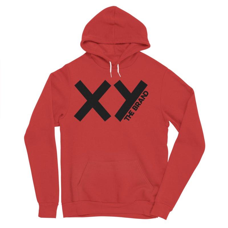 XY The Brand Men's Sponge Fleece Pullover Hoody by XY The Brand